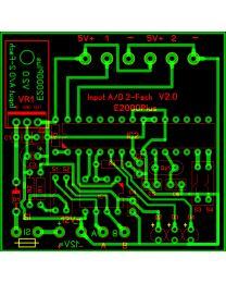 E2000Plus AD IN 2FACH V2.0 Elektronik2000 SPS Logik Leiterplatte