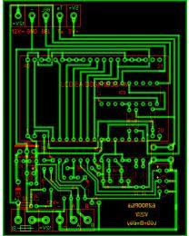 E2000Plus LCD-Display V2.0 Elektronik2000 SPS Logik Leiterplatte