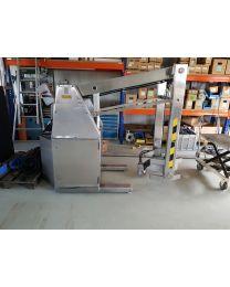 Gebrauchter Fassheber SLFE bis 350kg (komplett aus Edelstahl)