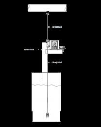 Grundfos Installationsset I011 PP/V/C-4/6mm-2L für Dosierpumpen - 95730464
