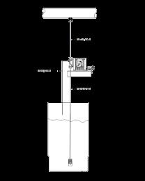 Grundfos Installationsset I011 PVC/V/C-4/6mm-2L für Dosierpumpen - 95730466