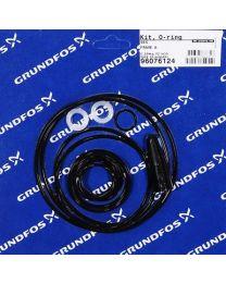 Grundfos - O-Ring Ersatzteilkit NBR für SEG 40.09-15./EX - 96076124
