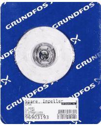 Grundfos Ersatzteil Kit Welle komplett L=581,5mm für SP3/5A-25 - 96591865