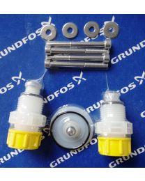 Grundfos Kit Membrane/Ventile für Dosierpumpen - 97751540