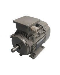 Drehstrommotor 0,09 kW - 1500 U/min - B3 - 230/400V