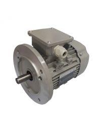 Drehstrommotor 0,18 kW - 1500 U/min - B5 - 230/400V