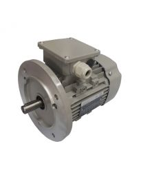 Drehstrommotor 0,55 kW - 1500 U/min - B5 - 230/400V