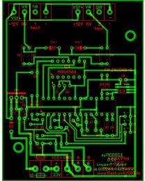 E2000Plus Impuls Frequenz 2FACH V2.0 Elektronik2000 SPS Logik Leiterplatte