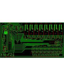 E2000Plus Starter V2.0 Elektronik2000 SPS Logik Leiterplatte