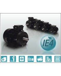 EURA-Drives Drehstrommotor EVPM - 1,1kW 3000U - 400V