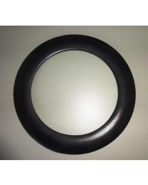 Gummiflachdichtung mit Stahleinlage (NBR-DUO)