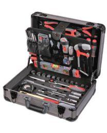 """Tixit - Werkzeugkoffer """"Mechaniker"""" (120-teilig)"""