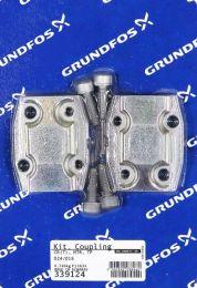 Grundfos Kit Kupplung D24/D16 für CR(T), MTR, TP - 339124