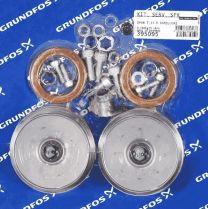 Grundfos Ersatzteil Kit Verschleißteile Laufräder für SPK8 5 - 395095