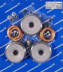 Grundfos Kit Verschleißteile Laufräder für SPK8 12-15 Stufen - 395097