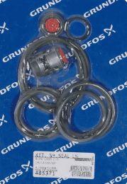Grundfos Gleitringdichtung für LM/LP/NM/NP - 16mm BUBV - 485371