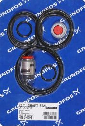 Grundfos Gleitringdichtung für LM/LP/NM/NP - 16mm BUUE - 485454