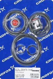 Grundfos Gleitringdichtung für LM/LP/NM/NP - 16mm BQQV - 485459