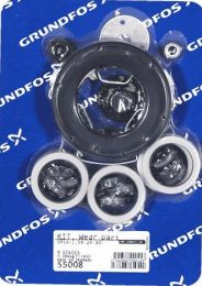 Grundfos Ersatzteil Kit Verschleißteile für SP1A/2A/3A/5A 9 Stufen - 55008