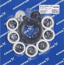 Grundfos Ersatzteil Verschleißteile -21 Stufen für SP1A/2A/3A/5A - 95056