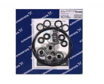 Grundfos Kit Gleitringdichtung für TP - 12mm RUUE/V - 96432881