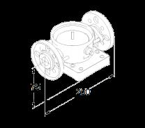 Grundfos FlexiClamp DIN Flansch DN25/DN32 Viton - für CRI/CRN 1/3/5 - 96449900