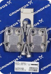 Grundfos Ersatzteil Kit Kupplung D24/D16 für CR/TP/MTR - 96511319