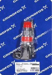 Grundfos MBS3000 4-20 mA 0-10 bar - Relativ-Drucksensor - 96637452