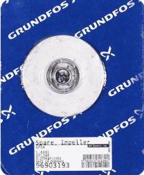 Grundfos Ersatzteil Kit Laufrad/Impeller 1.4301 für SP5A - 96903193