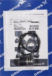 Grundfos Kit Gleitringdichtung für TP - 12mm GQQV - 98284936