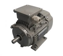 Drehstrommotor 0,37 kW - 1500 U/min - B3 - 230/400V