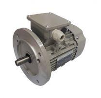 Drehstrommotor 1,1 kW - 1500 U/min - B5 - 230/400V - ENERGIESPARMOTOR IE2