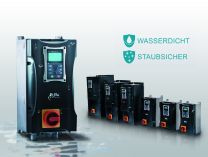 EURA-Drives Frequenzumrichter EP66 400V
