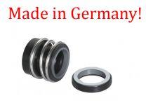 GBM 38mm - Sic/Sic/EPDM (BQQE) - Gummibalg-Gleitringdichtung - MADE IN GERMANY