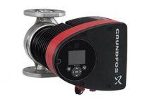 Grundfos MAGNA3 40-100 F N PN6/10 L=220mm - Umwälzpumpe aus Edelstahl (Nassläuferpumpe)