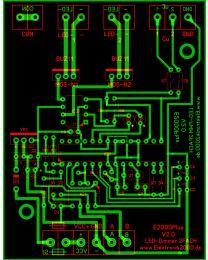 E2000Plus LED-Dimmer 2FACH V2.0