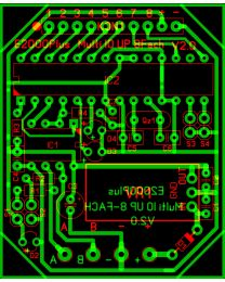 E2000Plus Mult IO UP 8FACH V2.0